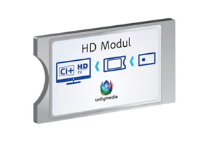 Unitymedia HD Modul CI + HD TV UTM01 R2.1 Smardtv schneller Versand Käuferschutz