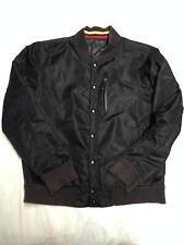 Men's K.O.B.E Black #24 Battle Edition Reversible Full Button Jacket Nike *RARE*