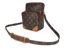 LOUIS VUITTON Amazon Monogram Canvas Crossbody Shoulder Bag LS3109