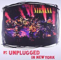 NIRVANA - MTV UNPLUGGED IN NEW YORK  VINYL LP NEW 180 GRAM VINYL REMASTERED +MP3
