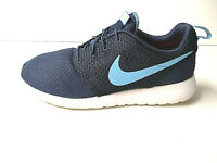 Nike ROSHE RUN ROSHERUN Running Shoes Cross Training Blue Shoes Sz 12