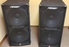 Peavey Sp218x Subwoofer Speakers 2x18 passive.  Lot of 2.  Freight or pickup.
