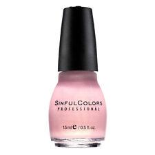 SINFUL COLORS - Professional Nail Polish #376 Glass Pink - 0.5 fl. oz. (15 ml)