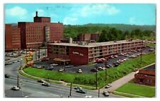 1973 Holiday Inn Downtown, Knoxville, TN Postcard