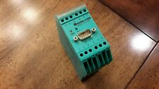 PEPPERL + FUCHS KHD2-IVI-AB1 BUS COUPLER INDUCTIVE IDENTIFICATION