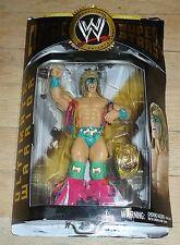 2006 WWF WWE Jakks Ultimate Warrior Green tight Classic Wrestling Figure MOC WCW