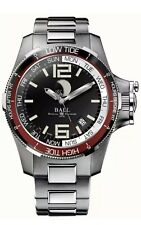 Ball Engineer Hydrocarbon Moon Navigator Stainless 42mm Watch