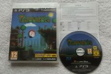 TERRARIA PS3 PLAYSTATION 3 FAST POST ( kids action/adventure game )
