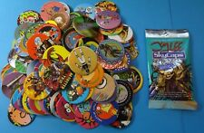 Pogs 120 Miscellaneous Variety + Jim Lee SkyCap Pack with 6 Pogs in Each Pack
