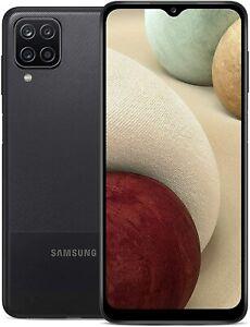 """Samsung Galaxy A12 (64GB, 4GB) 6.5"""" HD+ SM-A125M/DS Dual SIM GSM Unlocked"""