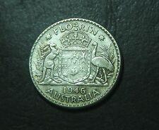 1946 Australian Florin