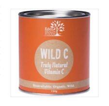 ✅EDEN HEALTH FOODS Wild C  Natural Vitamin C Powder - 150g
