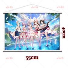 Anime BanG Dream! Kasumi Toyama Home Decor Poster Wall Scroll 40x55cm Gift