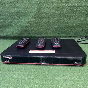 Dish Network Hopper 3 With Sling + 3 Remotes