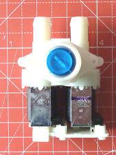 Water Inlet Solénoïde/valve 14 mm alésage double sortie à 90 degrés Rast connexions