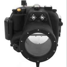Polaroid SLR Dive Rated Waterproof Underwater Housing Case for Canon T2i