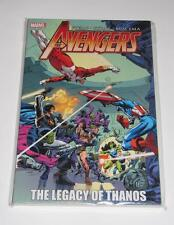 Avengers: The Legacy of Thanos TPB (Marvel comics)