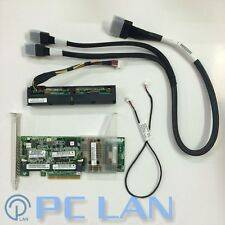 HPE HP Smart Array P440/4GB Controller + 96W Smart Storage Battery + cables