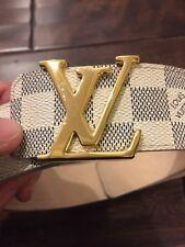 Louis Vuittons Belt