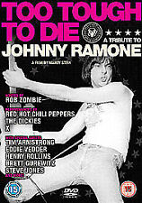 Ramones - Too Tough To Die - A Tribute To Johnny Ramone (DVD, 2008)