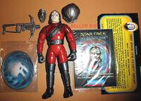 STAR TREK DS9 Hunter of the TOSK alien FIGURE toy PLAYMATES deep space nine