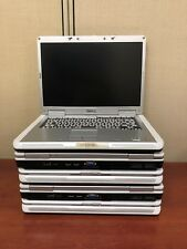 LOT OF 5 Dell Inspiron 1501 Laptops ~ UNTESTED NO RAM NO HDD NO BATTERY