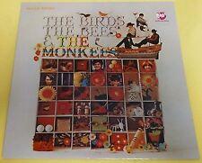 Die Monkees Vögel Bienen & LP Mint! Rhino Neuauflage davyjones Micky Dolenz Nesmith
