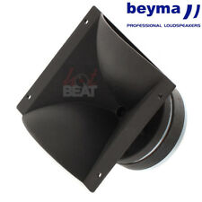 Beyma CP25 High Power Compression Tweeter Aluminum with Horn, 8 ohms CP-25