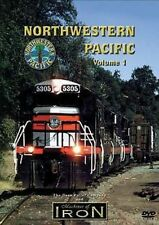 Northwestern Pacific Vol 1 on DVD by Machines of Iron