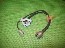 1936 1937 1938 Plymouth Dodge Desoto Chrysler NOS MoPar HEADLAMP SOCKET & CABLE