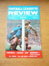 02/09/1967 Football League Review: Vol 2 No.03 - The Official Journal Of The Foo