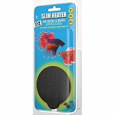 Hydor Slim Heater for Bettas and Bowls - 7.5 Watt (up to 5 Gallons)