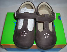 Perfection Jumping Jacks Girls First Flight Leather Tennis Shoes 4 M 624507A
