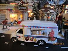 "Train Garden Village House "" Ice Cream Truck "" Accessory! +Dept 56/Lemax Info!"