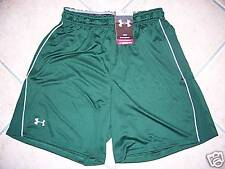NEW UNDER ARMOUR HEAT GEAR BASKETBALL SHORTS MENS S