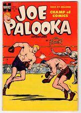 Harvey - JOE PALOOKA ADVENTURES #82 - VG 1954 Vintage Comic