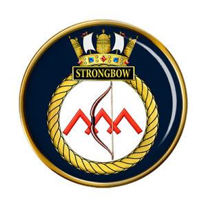 HMS Strongbow, Royal Navy Pin Badge