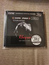LEOPOLD STOKOWSKI Rhapsodies Ltd Numbered Digibook Japan UHQCD (2016)