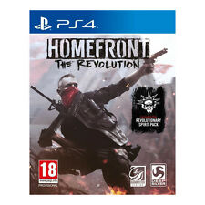 Homefront The Revolution PS4,  Neuf sous Blister, Version française,402062886867