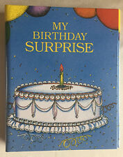 """Children's Personalized Book, """"My Birthday Surprise"""", Gift for Birthday"""