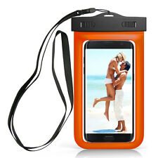 Underwater Waterproof Touchscreen Pouch Dry Bag Case Cover For iPhone Cell Phone
