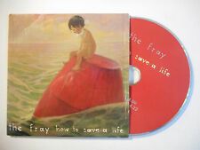 THE FRAY : HOW TO SAVE A LIFE ♦ CD SINGLE PORT GRATUIT ♦