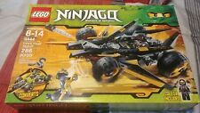 LEGO Ninjago Cole's Tread Assault (9444) - Used, Complete In-Box