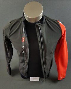 New Genuine Aprilia Soft Shell Lady Jacket Black/Red LARGE 894366