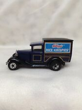 MATCHBOX SUPERFAST MACAU #38 MODEL A FORD TRUCK KELLOGG'S RICE KRISPIES