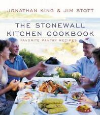The Stonewall Kitchen Cookbook King, Jonathan, Stott, Jim Hardcover