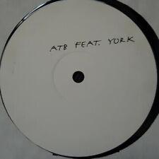 "ATB Feat. York The Fields Of 12"" S/Sided Promo W/Lbl Vinyl Schallplatte 36497"