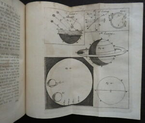 CONVERSATIONS PLURALITY WORLDS ~1767~ FONTENELLE Universe ASTRONOMY Planets