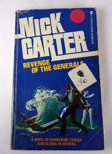 NICK CARTER - REVENGE OF THE GENERALS