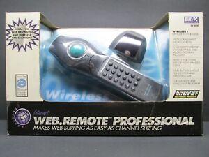 InterAct SV-2020 Programmable Web Remote w / Intelligent Trackball Wind. 95, NEW